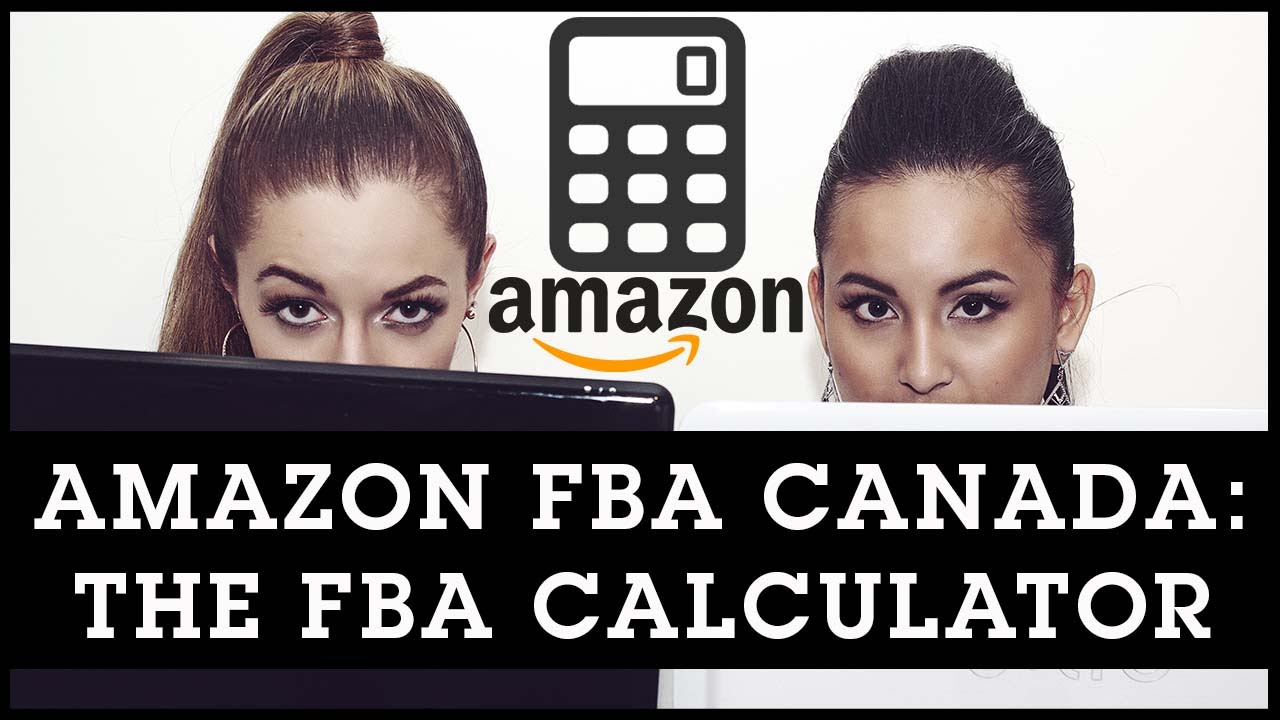 amazon fba canada calculator
