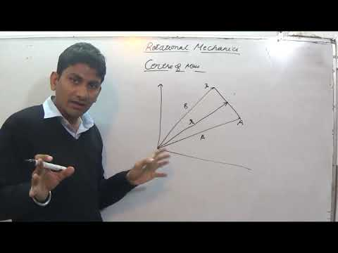 PHYSICS SESSION 19   Rotational Mechanics System of Particles and Torque