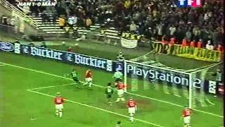 Nantes-Manchester United LDC 2001/2002 (full)