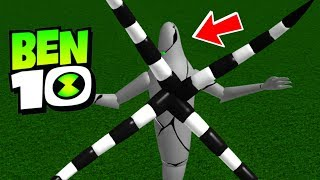 Roblox Ben 10 Ghostfreak NEW EPIC Abilities! Roblox Ben 10 Arrival of Aliens Remake