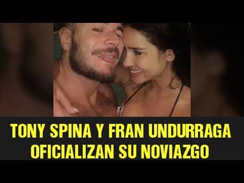 TONY SPINA Y FRAN UNDURRAGA OFICIALIZAN RELACIÓN | FELIPE LASSO TATUANDOSE