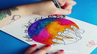 SATISFYING AND AMAZING CALLIGRAPHY AND ART COMPILATION