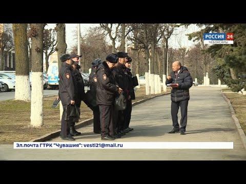 Рейды выявили в Чебоксарах десятки нарушений режима карантина