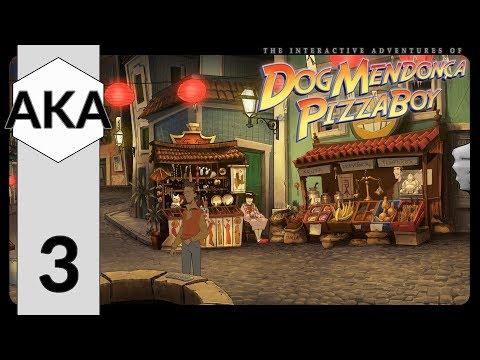Brick Thief!   The Interactive Adventures of Dog Mendonça & Pizzaboy   E03  