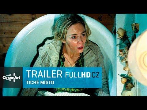 Tiché místo / A Quiet Place (2018)  oficiální HD trailer [CZ TIT]