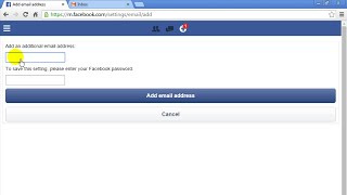 How to Add or Change Email Address on Facebook