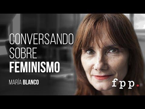 Conversando sobre feminismo liberal | María Blanco - UFPP 2017