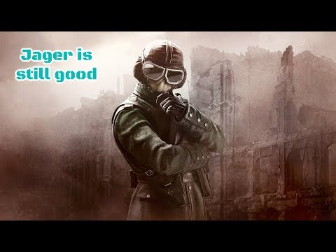 Jager is still good - Rainbow Six Siege White Noise (English Subtitle / Cantonese)