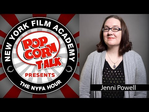 Producing for Television in the age of YouTube with Jenni Powell - The NYFA Hour Episode 20