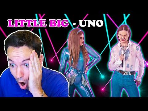"""Little Big""  Uno - ( Russia 🇷🇺 | Eurovision 2020) | Reaction ▶️"
