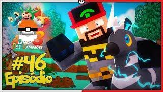 Minecraft A Lenda dos Campeões 3 #46 - O Pokémon Mais FOFO Até Agora!  [Pixelmon]