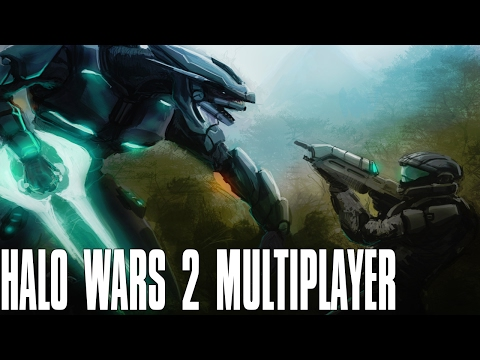 Halo Wars 2 Multiplayer 2vs2 - Shipmaster Party