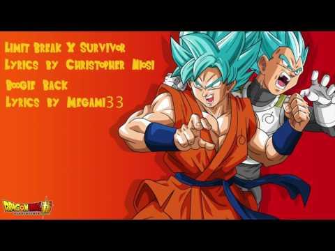 Diddles Sings: Limit Break X Survivor & Boogie Back (Demonetization Inspiration Part 1 of 3)