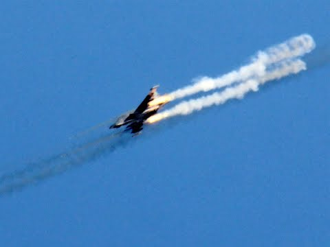 BOMBSHELL: US Shoots Down Syria Fighter Jet - Russia & Turkey Not Happy, Israel Supporting FSA