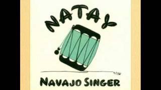 Natay (Navajo Singer) Navajo Squaw Dance