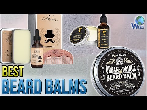 Top 10 Beard Balms of 2019 | Video Review