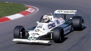 F1 2013 Classic Edition(1980). WilliamsFW07B. Monza. Let's Play. Gameplay Prost