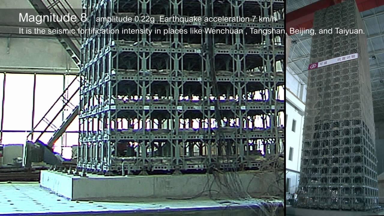 Earthquake Building Design