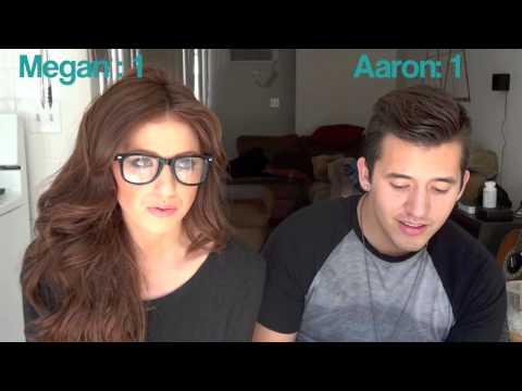 THE KARAOKE CHALLENGE with Megan Muchow and Aaron Encinas