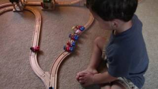 A two-year-old's solution to the trolley problem by : E.J. Masicampo