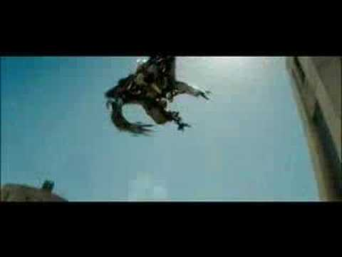Transformers - bande annonce 3