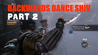 The Backwards Dance Shiv #2 - The Last of Us: Remastered Multiplayer