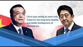 Chinese Premier: China Willing to Join Japan to Seek Sound Development of Ties