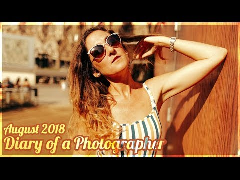 Diary of a Photographer - August 2018 - cruise trip, Canon EF 24mm L, 135mm L, wedding photography
