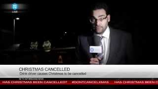 Has Christmas been cancelled?