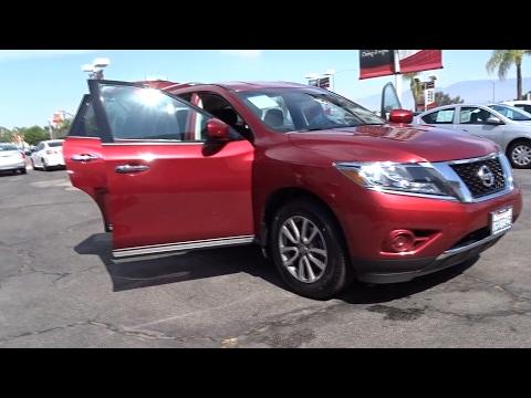 2016 Nissan Pathfinder San Bernardino, Fontana, Riverside, Palm Springs, Inland Empire, CA P9002RC