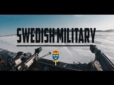 SWEDISH Armoured Troops | I19 | Boden