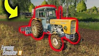 ❗️ Talerzowanie po Rzepaku u Sąsiada ⚡️ Rolnicy Mechanicy ⭐️ Farming Simulator 19