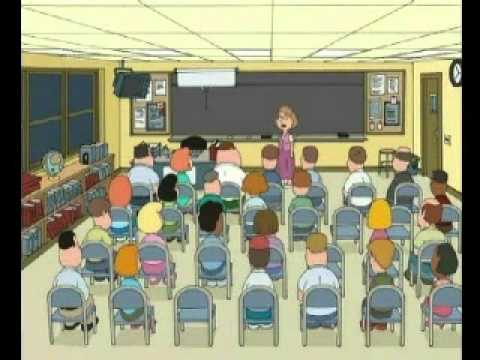 Family Guy PTA Meeting