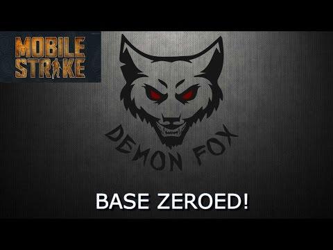 Mobile Strike - Demon Zeroed (test) - getting zeroed in new gear