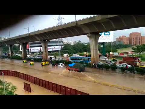 Bangalore Electronic City Road Yesterday | Two Days Ago