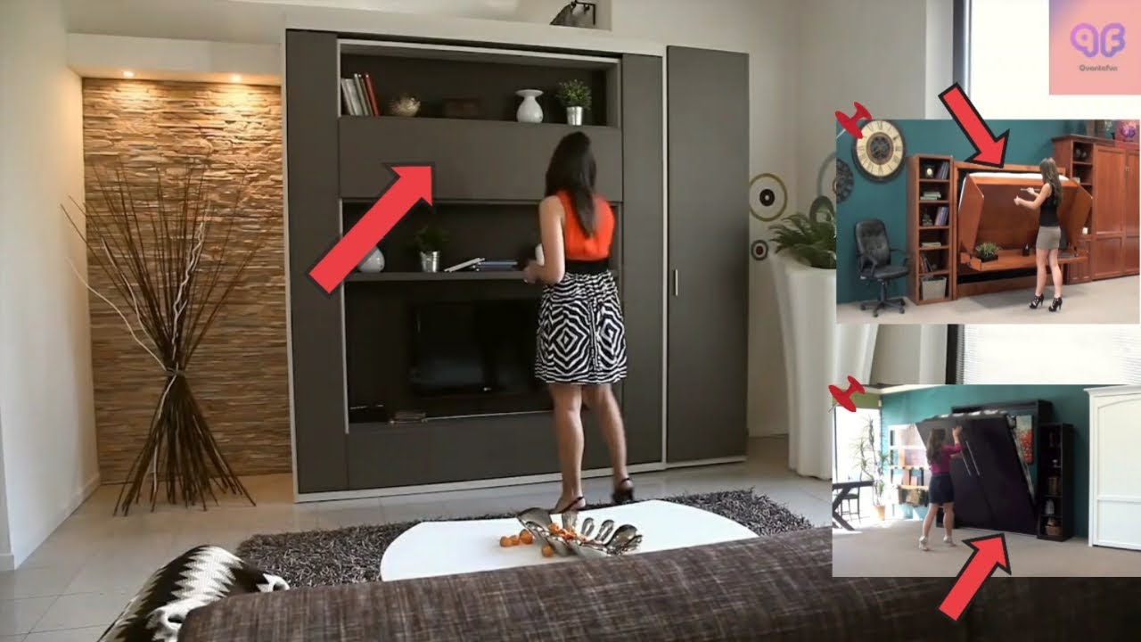 Amazing Space Saving Ideas And Ingenious Home Designs Part