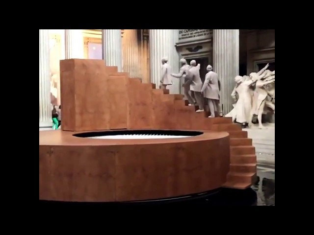 La Mécanique de l'Histoire. Panthéon.
