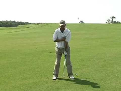 How to Swing a Golf Club - How to Hit 40 to 60 Yard Wedge Shots