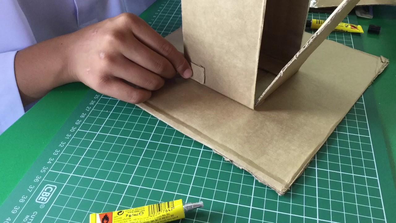 Reka Bentuk Dan Teknologi Kotak Serbaguna Youtube