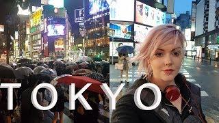 Tokyo solo travel vlog