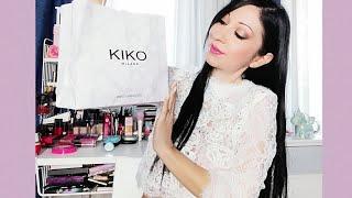 Kiko &quotwaterflower magic&quot collection spring 2019 (i miei acquisti e prime impress ...