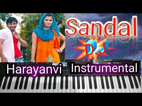 Sandal  सैंडल  Haryanvi Dj Song 2016  Vijay Varma, Anjali Raghav  Raju Punjabi, Sonika Singh