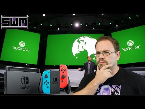 News Wave! - Microsoft Is Asking Questions About The Nintendo Switch, What Does This Mean?