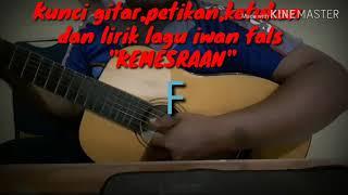 iwan fals chord gitar - kemesraan ( rmbelajargitar )