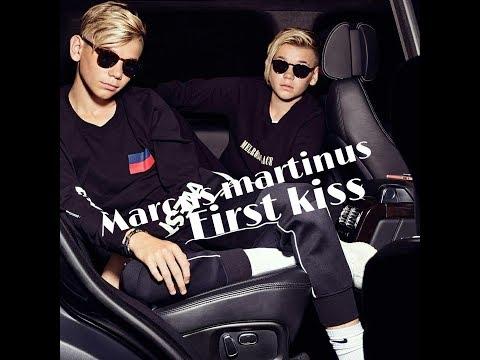 Marcus martinus - first kiss (karaoke)