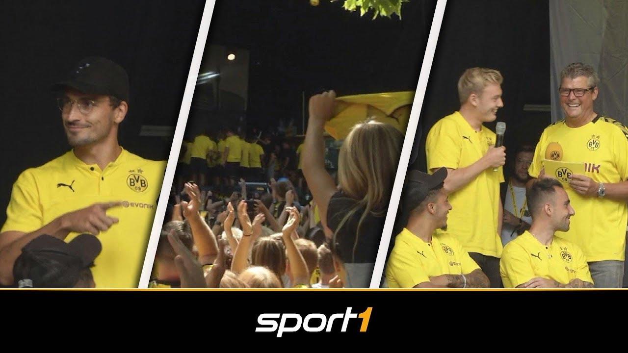 Erster Titel der Saison - der BVB will mehr | SPORT1