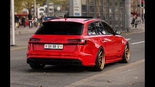 AUDI-QUATTRO Compilation 2017 - R8 V10 Plus, RS3, RS4, NEW RS5, RS6!