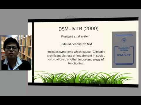 How to Use DSM 5 Part 1