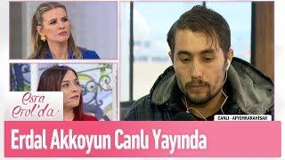 Çocuğun babası olduğu iddia edilen Erdal Akkoyun canlı yayında - Esra Erol'da 15 Şubat 2019