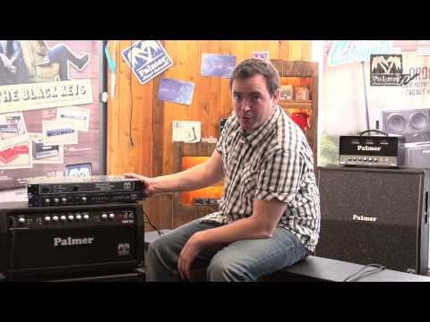 Palmer PGA 04 - Speaker Simulator with Loadbox Tech Talk